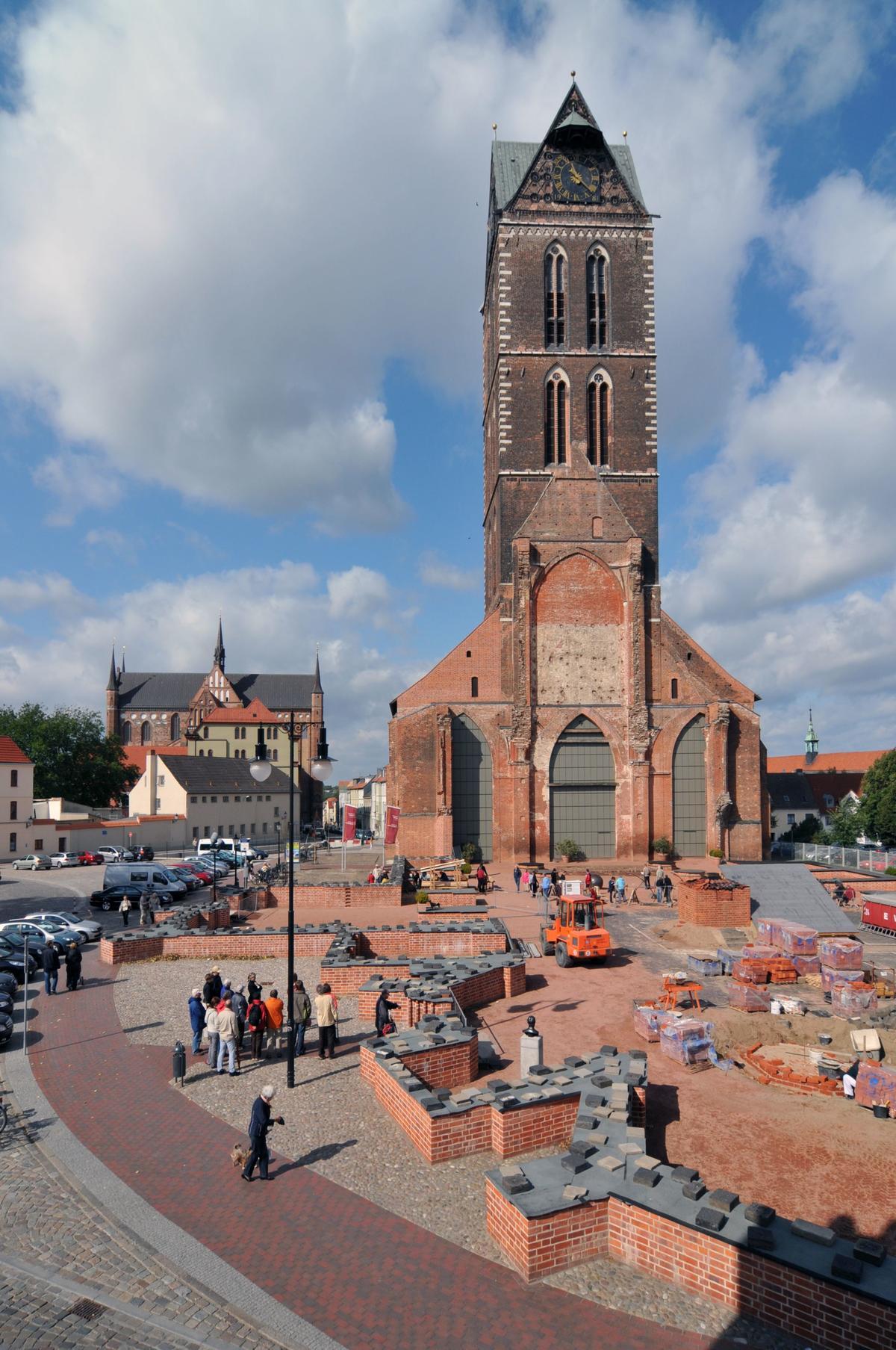 Wismar Kirchen